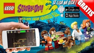 Dica de Jogo LEGO Scooby-Doo ANDROID/IPHONE Trailer+ANÁLISE+REVIEW+GAMEPLAY DOWNLOADS FREE/GRATIS