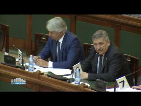 Parlamentul României: Înfiinţarea Direcţiei Generale de Protecţie Internă (DGPI)