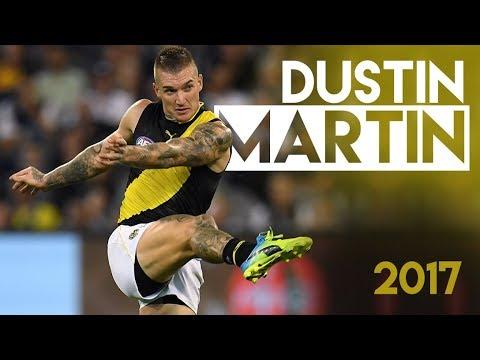 Dustin Martin 2017 Highlights
