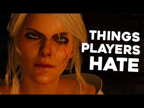10 Things Witcher 3 Players HATE