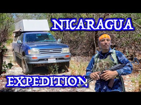 Exploring Nicaragua   Overland Expedition Though Central America Ep.52