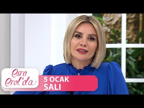Esra Erol'da 5 Ocak 2021 - Tek Parça