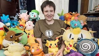 World's Largest Pokemon Collection