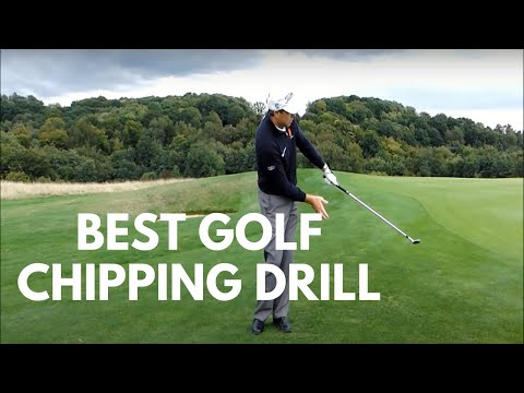 Best Golf Chipping Drill