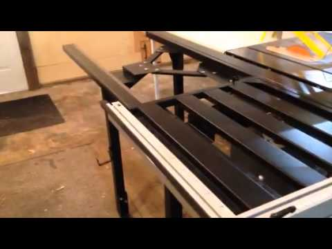 Thoughts On Excalibur Sliding Table