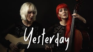 Yesterday MonaLisa Twins The Beatles Cover.mp3