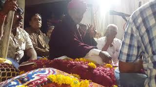 Isanpur jatar jay goga maharaj veda
