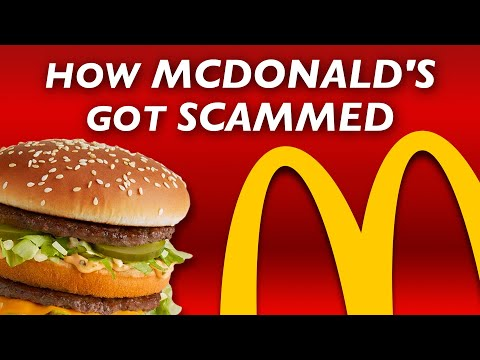 How A Man Scammed McDonald's For Millions Of Dollars