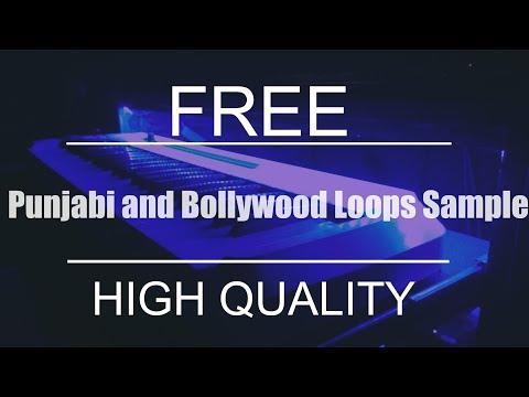 Free High Quality Punjabi & bollywood Loops 2018