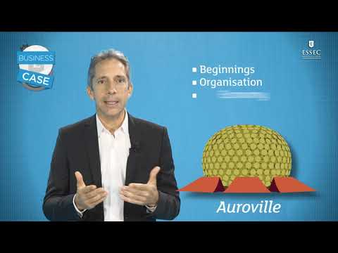 Teaser ESSEC Business Case: Business Case Auroville