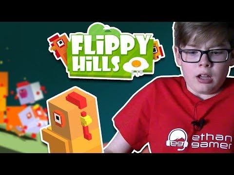 FLIPPY HILLS! iPad Gameplay
