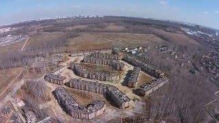видео ЖК «Бутовские Аллеи» - жилой комплекс в Южном Бутово
