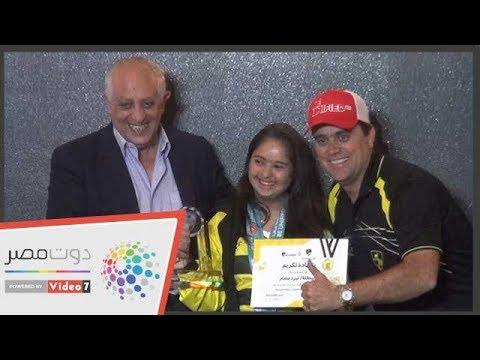 تكريم -ذوي الاحتياجات- من أبطال وادي دجلة في الأولمبياد أبو ظبى  - 18:54-2019 / 4 / 18