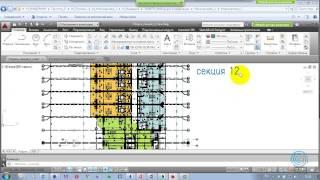 Пространственное расположение и координация BIM моделей