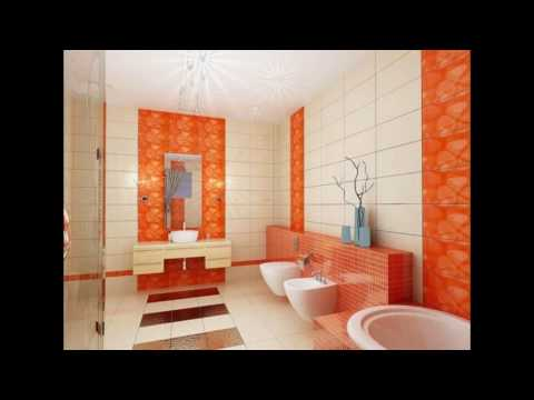 Indian bathroom wall tiles design