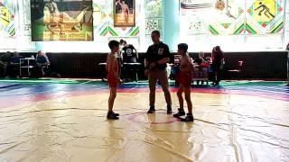 Соревнования по борьбе 3 июня  г.Донецк 2017 год