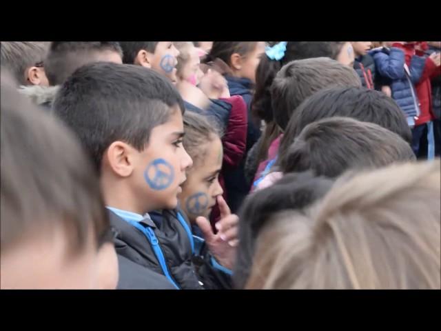 El Colegio María Inmaculada se une a los actos por el Día de la Paz