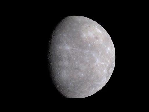 NASA Craft Captures Images Of Mercury's...