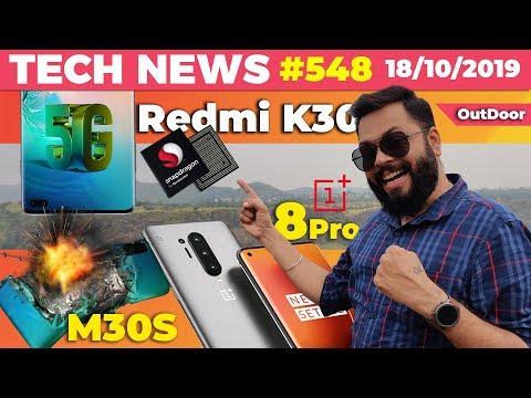 redmi-k30-on-sd7250,-oneplus-8-pro-renders,-galaxy-m30s-blast,-moto-razr.-launch,-pixel-4-ttn#548