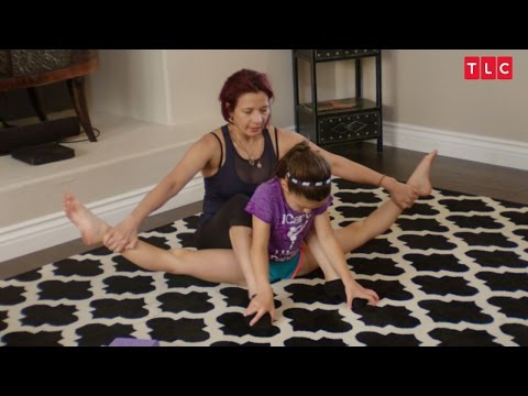 Kailia Is a Limber Little Lady | Toddlers and Tiaras