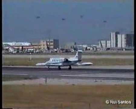 DRF Deutsche Rettungsflugwacht Learjet 35A