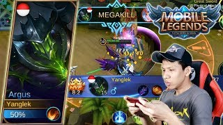 BELI ARGUS DIJAMIN GAK RUGI ! - Mobile Legends Indonesia #3
