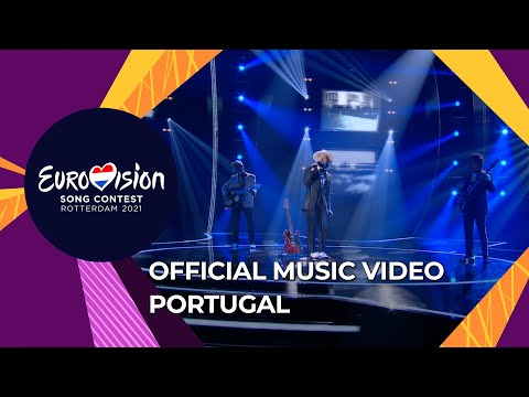 The Black Mamba - Love Is On My Side - Portugal ??  - Official Video - Eurovision 2021