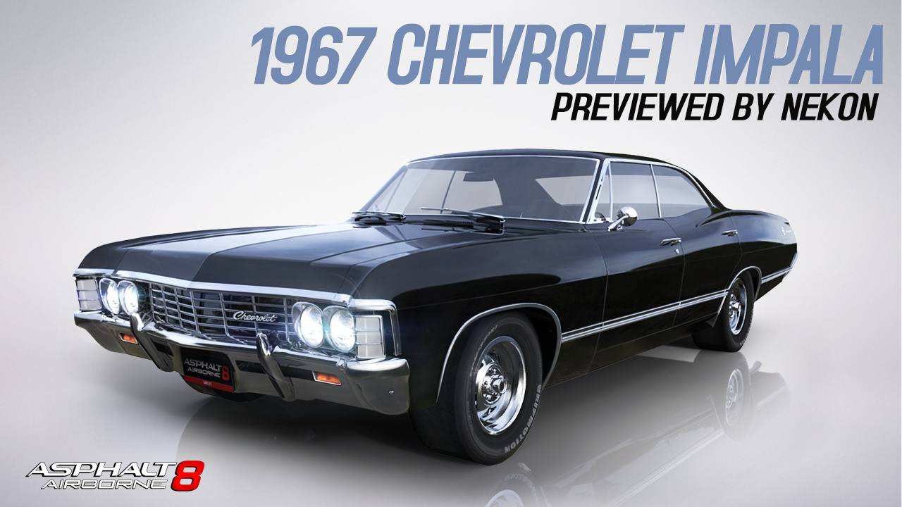Preview 1967 Chevrolet Impala By Nekon Youtube