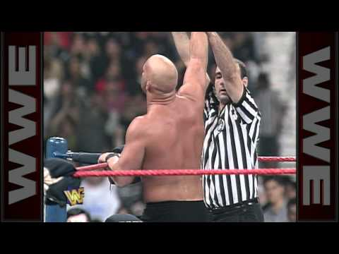 """List This! - """"Stone Cold"""" wins the Royal Rumble in 1997"""