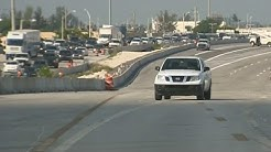 Traffic Alert: Big Change On The Dolphin Expressway