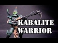 How To Paint Dark Eldar Kabalite Warriors mp3