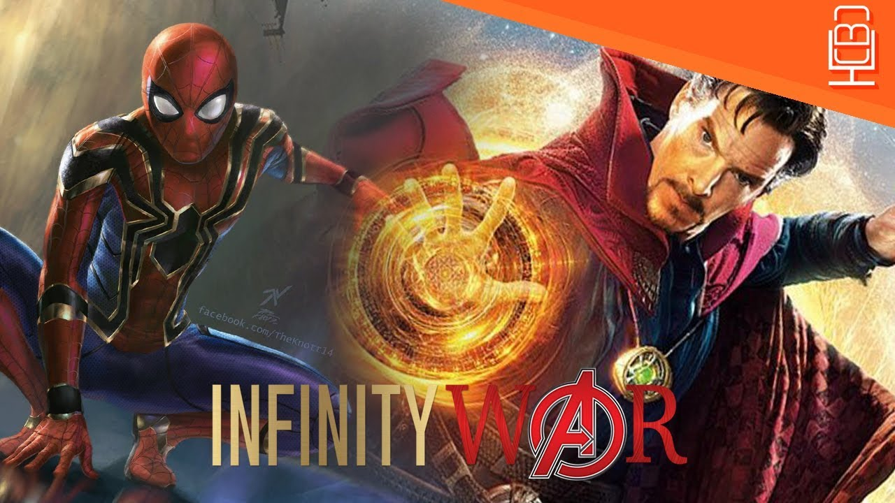 How Spider-Man & Doctor Strange meet in Avengers Infinity War