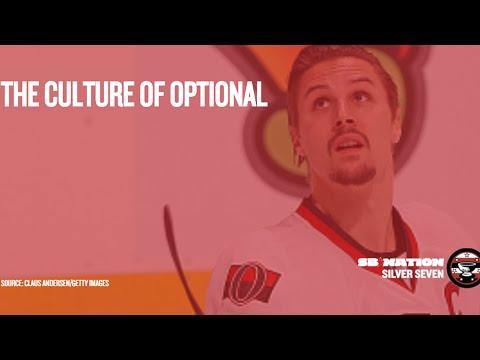 Ottawa Senators and the Culture of Optional