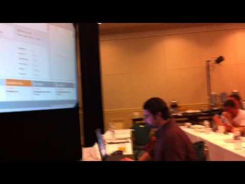 Domain Roundtable 2011 - Live Auction