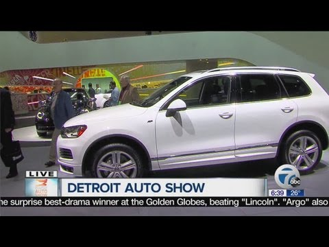 Volkswagen announces record sales as it prepares for North American International Auto Show
