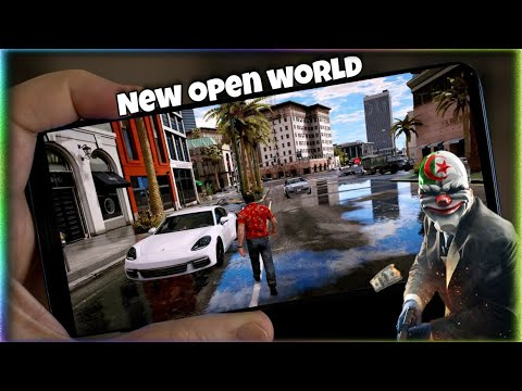 Download Now New Open World Game For Android