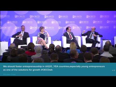 OECD Week 2015 – Structural Reforms to Unlock Investment in Support of Sustainable Growth