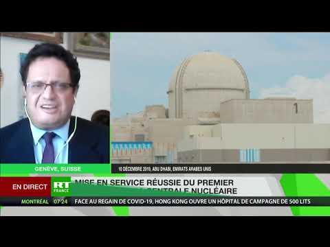 Mise en service de la centrale nucléaire de Barakah : «Le pétrole n'est pas éternel dans la région»
