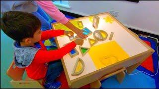 Kids Having Fun Playing with Toys
