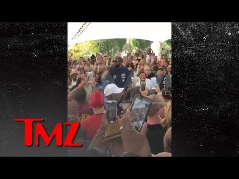 image for Dave Chappelle Gets Kanye To Bring His Sunday Service To Dayton, OH!