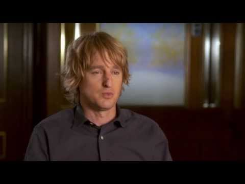 "She's Funny That Way: Owen Wilson ""Arnold Albertson"" Behind the Scenes Movie Interview"