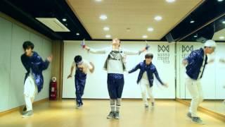 B1A4 - O.K 안무 영상 Dance Pratice slow