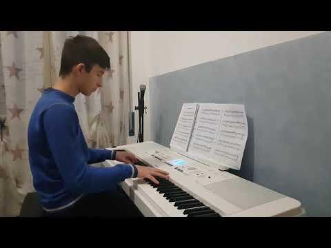 LE 5 CANZONI PIÙ BELLE SUONATE AL PIANOFORTE