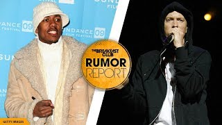 Nick Cannon Details How He Almost Gave Eminem A Beat Down