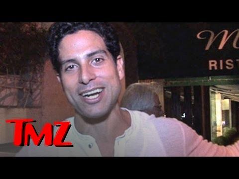 Adam Rodriguez -- Victim of the Harvey Levin Jinx! | TMZ