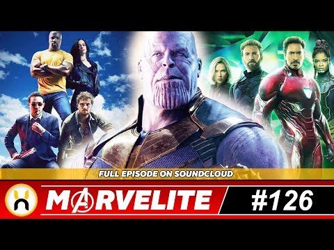 Marvel Netflix Shows Affected by Avengers Infinity War? | Marvelite #126