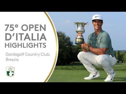 Extended Tournament Highlights   2018 Italian Open