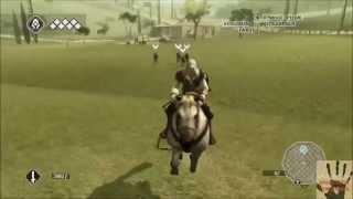 Прохождение : Assassin's Creed II - Часть 5. Гуляем по вилле, мстим за отца!