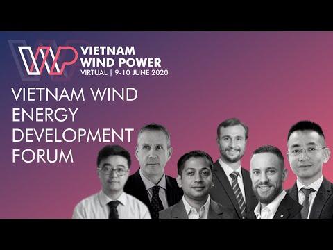 Vietnam Wind Energy Development Forum I Vietnam Wind Power Virtual