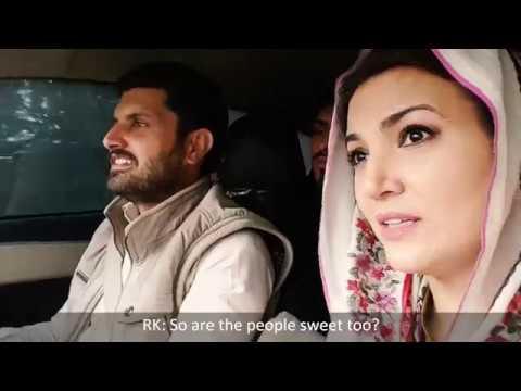 Reham Khan speaking Saraiki l #MyPakistan